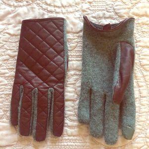 Ralph Lauren wool driving gloves